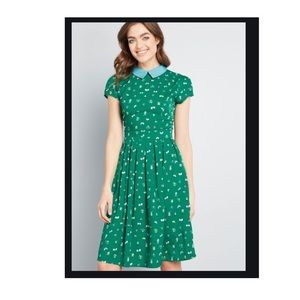 ModCloth - Original Take Collared Dress